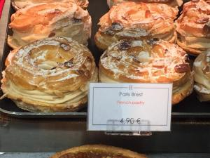 "We're in France...aren't they all ""French pastries?"""