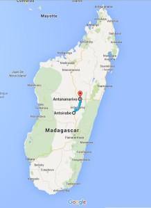 Antananarivo to Antsirabe
