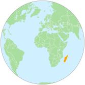 Madagascar_on_globe