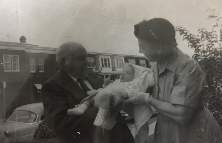 Me with pop and granny