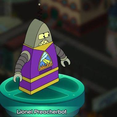 lionel preacherbot