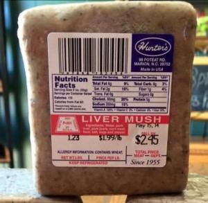 livermush